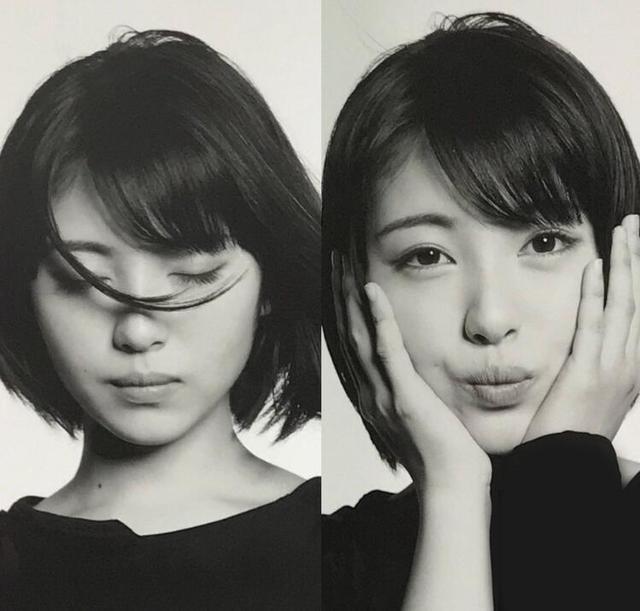 濱邊美波拍攝黑白寫真 甜美笑容令人心動 - 每日頭條