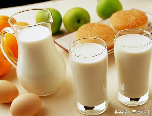 喝豆漿或喝牛奶的功效對女人來說是不同的 - 每日頭條