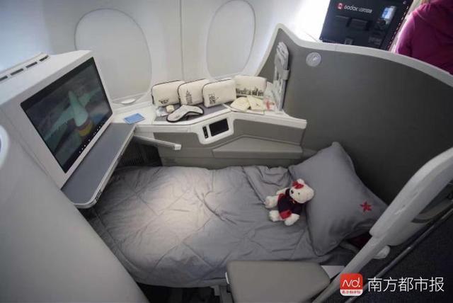 香港接收「商務墨鏡企鵝」,這個A350還配有達利斯AVANT - 每日頭條
