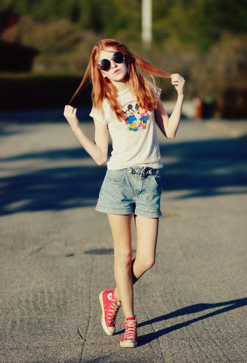 各國16歲女生穿著。你眼中哪種最美? - 每日頭條