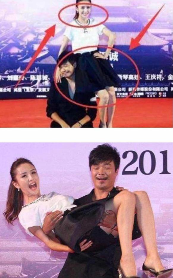 2012年,陳思成自曝用菸頭燙佟麗婭,笑稱:疤還留著,挺有意思的 - 每日頭條