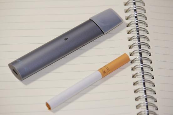 「0焦油」!辦公室的第一根無害香菸從RELX悅刻霧化電子菸開始! - 每日頭條