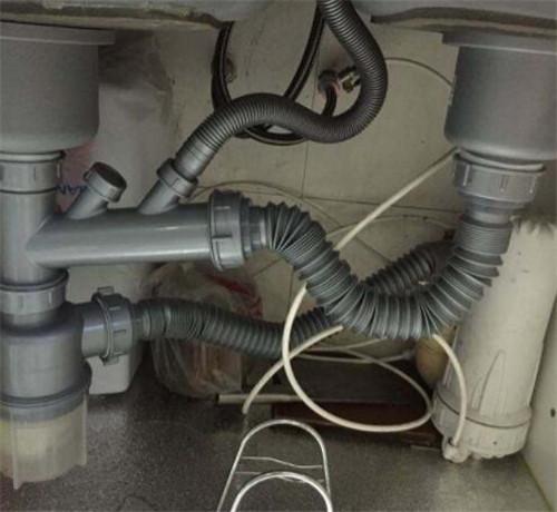 廚房下水管堵了怎麼辦?下水管堵塞可以這樣做! - 每日頭條
