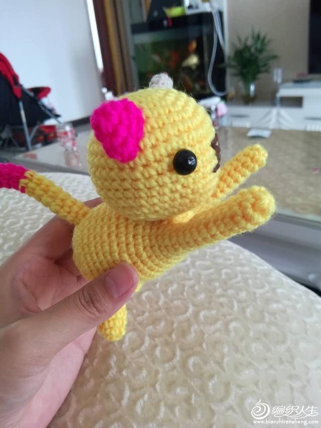 鉤織玩偶系列——萌萌噠鉤針貓咪。有圖解 - 每日頭條