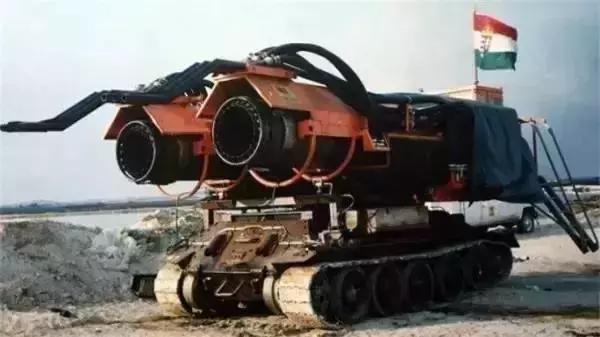 世界最強大的消防大炮,在25年前就已投入使用! - 每日頭條