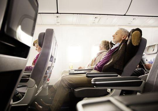 漢莎首架配置豪華經濟艙A380客機11日首航 - 每日頭條