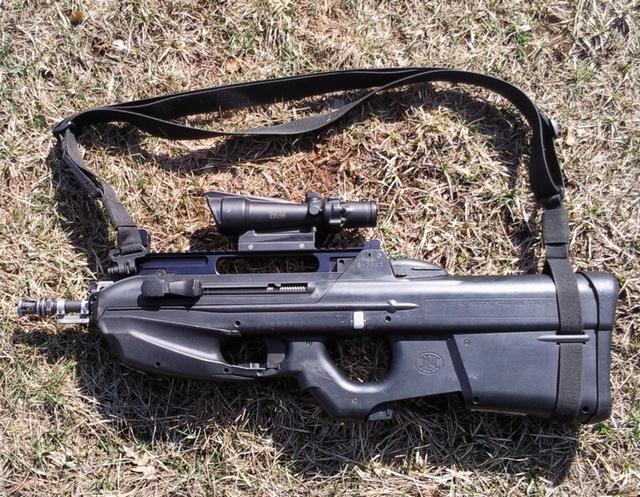 世界軍事之最 最先進的突擊步槍 - 每日頭條