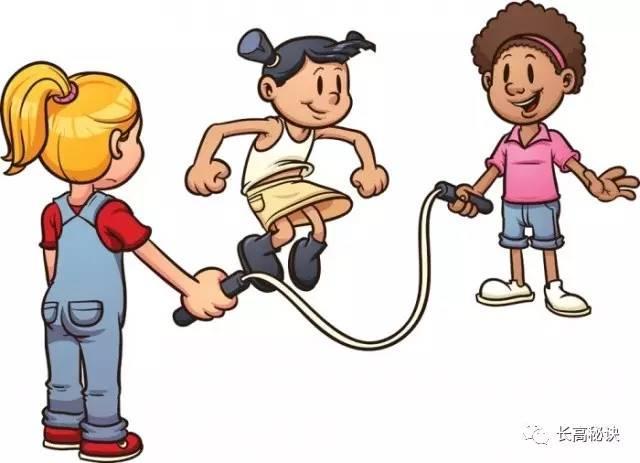 每天跳繩可以長高嗎?怎樣跳才能有效增高呢? - 每日頭條