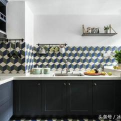Kitchen Art Decor Home Depot Fan 厨房脏乱差 实用美观的厨房设计 让你的另一半也爱上厨房 每日头条