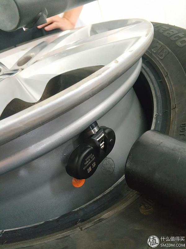 京安途 V5 內置胎壓監測安裝及使用測評 - 每日頭條