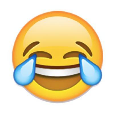 2016年度表情盤點:「笑哭」霸占表情符號之首 - 每日頭條
