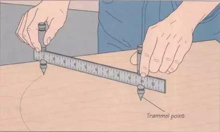 傳統木工劃線測量工具使用方法詳細介紹 - 每日頭條