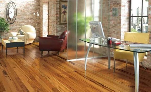 裝修鋪木地板。地不平就不能鋪了嗎? - 每日頭條