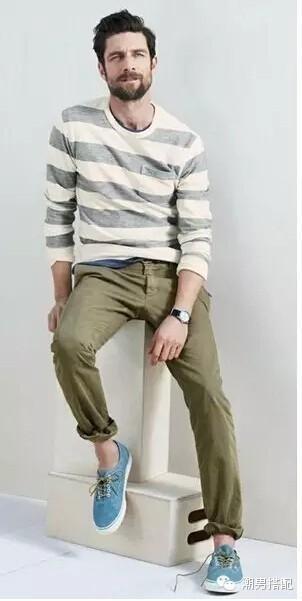男士休閒褲怎麼搭配才好看? - 每日頭條
