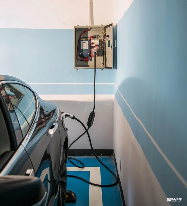 新出行百科|1小時完成特斯拉壁掛式充電盒的安裝 - 每日頭條