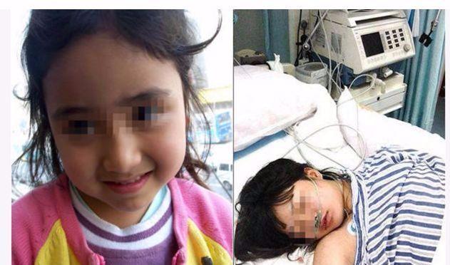 6歲女兒一直喊頭疼,醫院檢查血壓高達180,兇手居然是父親 - 每日頭條