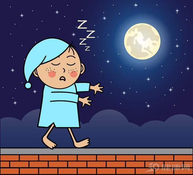 叫醒夢遊的人,會有人身危險?身邊有人夢遊,這3點要記牢 - 每日頭條