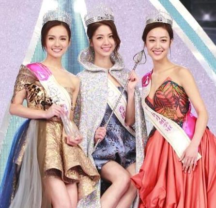 2018香港小姐三甲出爐!冠軍被封十年最美港姐 - 每日頭條