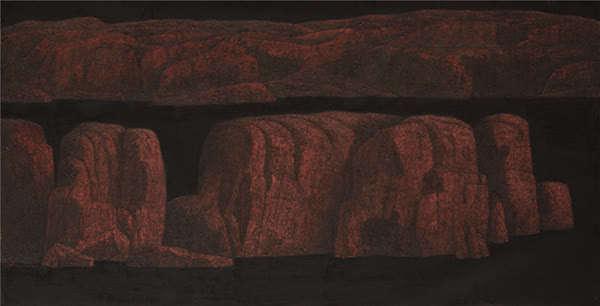 197件美術作品描繪美麗的「一帶一路」 - 每日頭條