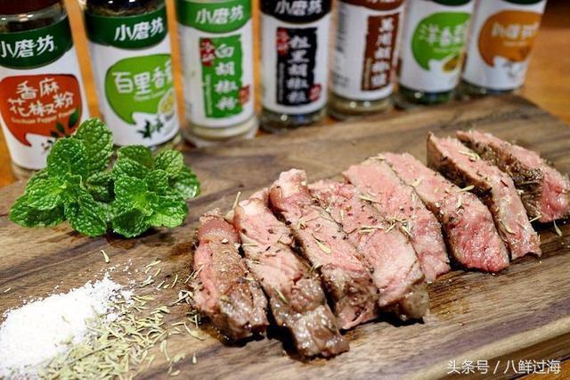 在家用舒肥機烹飪美國嫩肩牛排,厚片牛肉低溫慢煮口感滑嫩! - 每日頭條