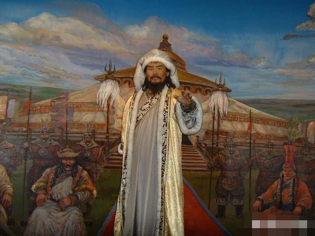 成吉思汗不是蒙古人。為什麼後代被稱為蒙古人?答案就在這裡 - 每日頭條