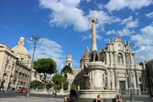 我不羨慕上帝有天堂,我在西西里就很滿足 - 每日頭條