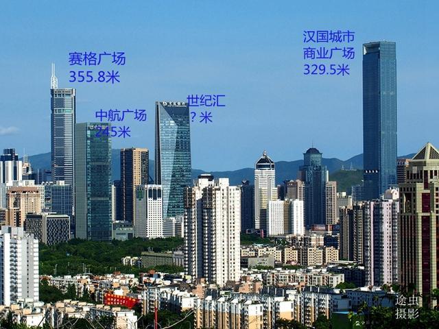 中國摩天樓潛力第一城,超300米摩天樓最多,看看哪棟顏值最高 - 每日頭條
