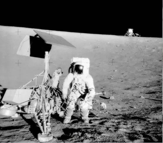 你好,星空;阿波羅12號 - 每日頭條