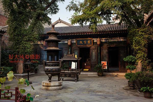 2013國慶黃金周行走西安之湘子廟 - 每日頭條