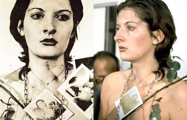 女子為了驗證人性的美醜,把自己麻醉六個小時,任觀眾擺布 - 每日頭條