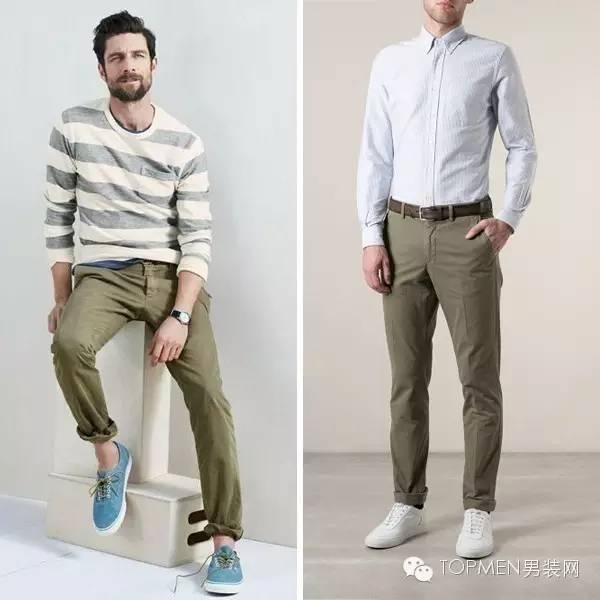 男士必備的休閒褲你真的知道怎麼選嗎? - 每日頭條