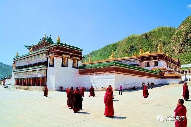 【推薦】拉卜楞寺——距離內陸地區最近的世界藏學府 - 每日頭條