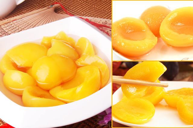 一年中很少可以吃到的碭山黃桃 - 每日頭條