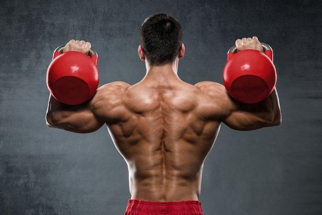 怎樣才能練就倒三角型身材?正面和背部的肌肉如何打造? - 每日頭條