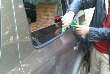 汽車升降玻璃異響又卡頓?教你1簡單妙招。車窗升降順暢沒噪音 - 每日頭條