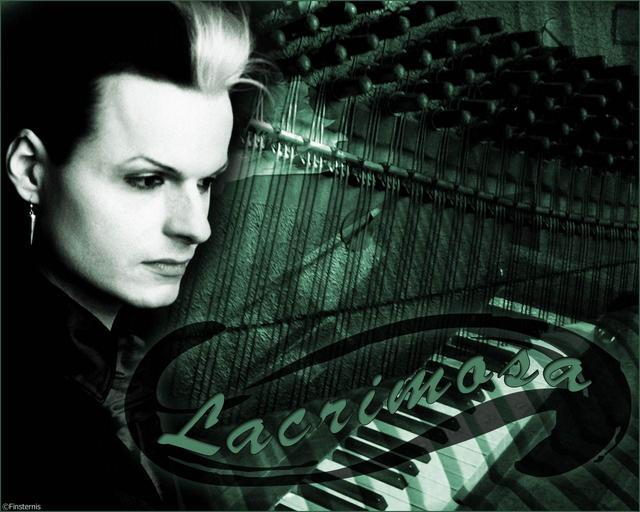 Einsamkeit 孤獨 / 德國交響古典 Lacrimosa 以淚洗面 - 每日頭條