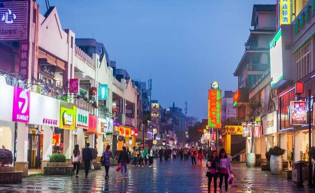 廣西桂林的正陽步行街 - 每日頭條