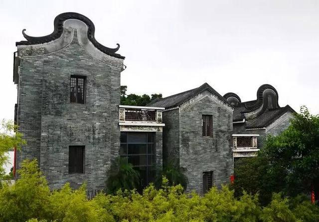 嶺南 傳統建築流派(四)——中西合璧的嶺南建築 - 每日頭條