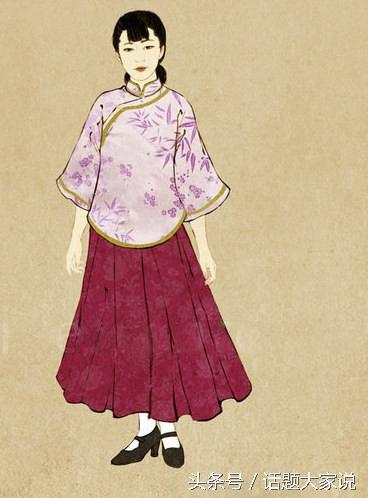 中國各個朝代的女子服飾,大多數是不可信的,常服 - 每日頭條