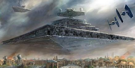 揭秘星戰里那些神秘的科技——獵兵級殲星艦 - 每日頭條