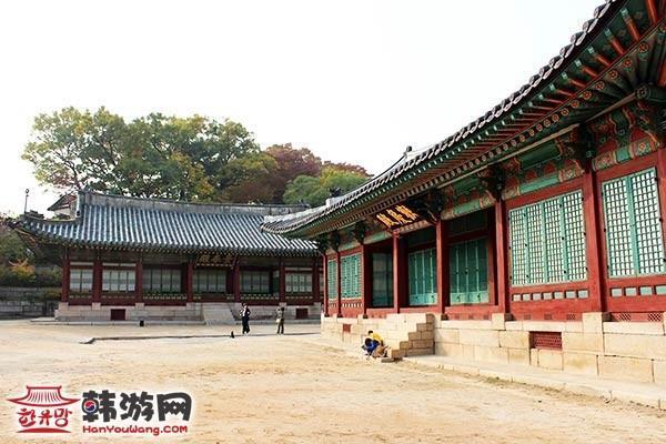 昌慶宮。韓國古代宮殿旅遊地推薦 - 每日頭條