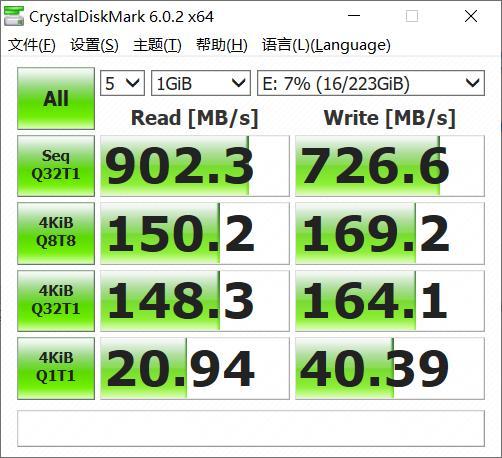 奧睿科NVME M.2 SSD硬碟盒評測:性能爆表的便攜存儲 - 每日頭條