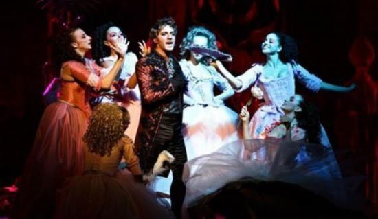 音樂劇《搖滾莫扎特》登陸天津 用歌劇方式致敬莫扎特 - 每日頭條