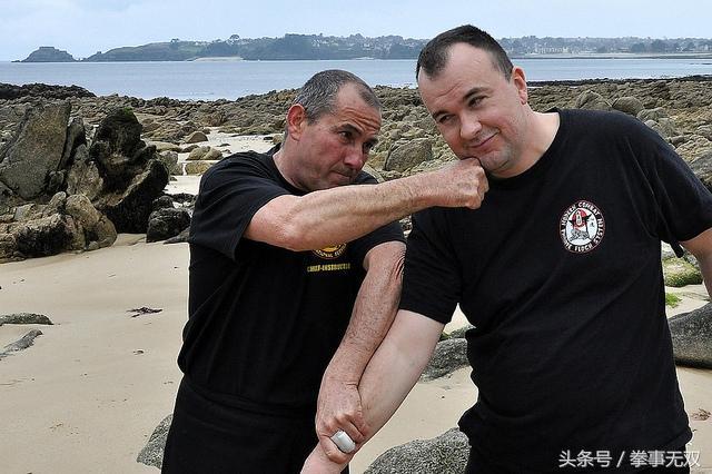 全球最兇狠的街頭格鬥技馬伽術,如何運用於綜合格鬥比賽 - 每日頭條