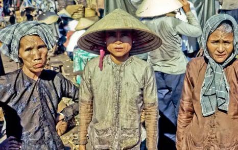 1969年。帶你走近神秘的越南 - 每日頭條