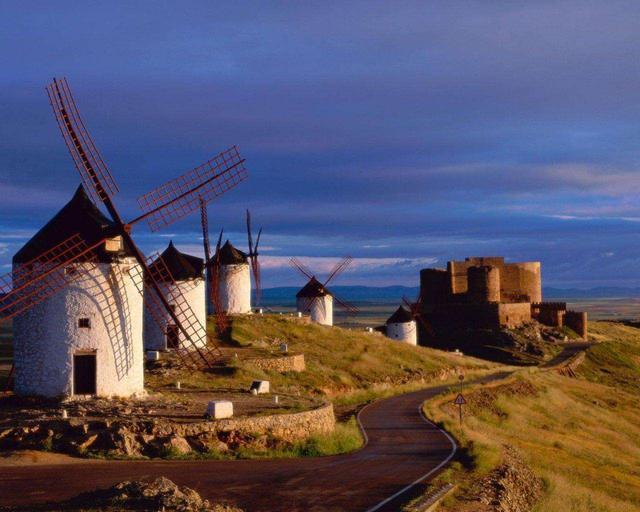荷蘭風車攝影:感受童話般的風車牧場風情! - 每日頭條