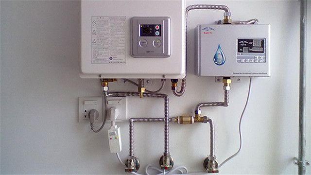 聰明人都是這樣用燃氣熱水器。安全還省錢 - 每日頭條