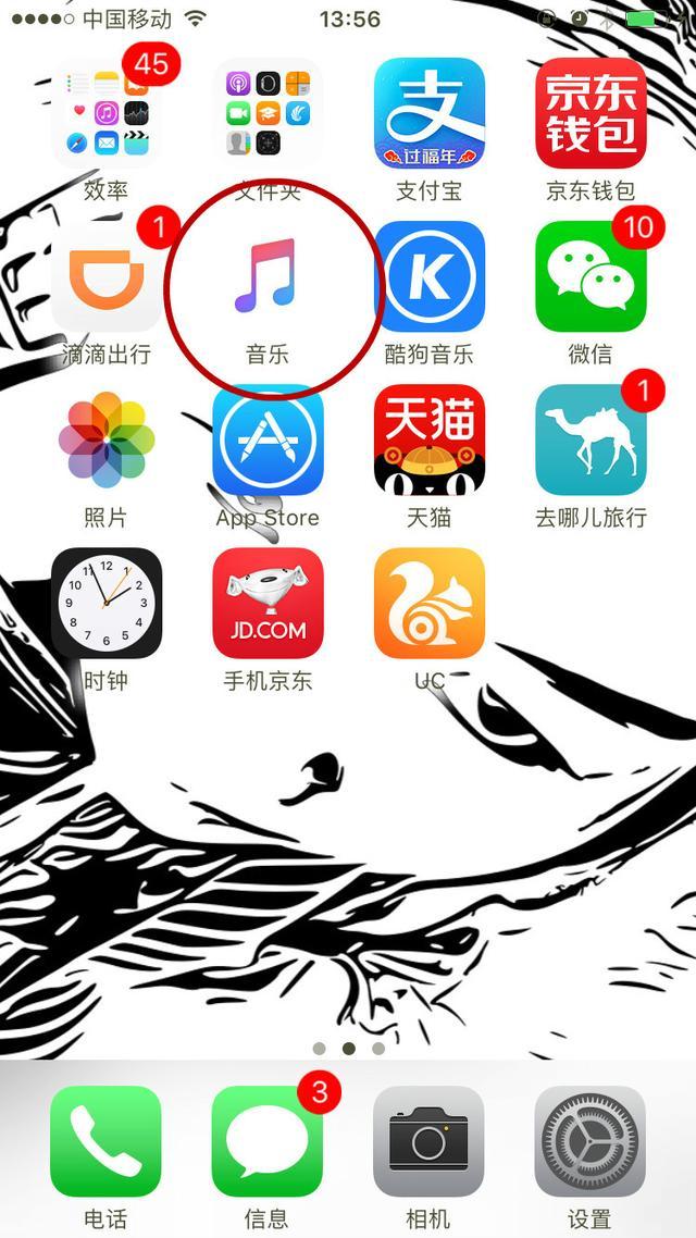 如何在iphone自帶音樂播放器里顯示歌詞 - 每日頭條