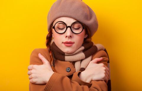 冬季女人畏寒怕冷怎麼辦 六個方法來解決 - 每日頭條
