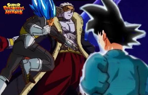 龍珠英雄:深藍極限貝吉塔倒下之時。就是完美神官悟空歸來之日? - 每日頭條